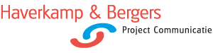 Haverkamp & Bergers Project Communicatie Logo